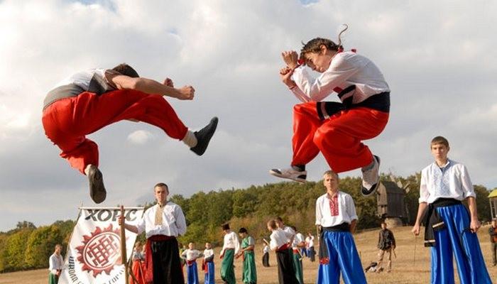 Боевой гопак официально признан видом спорта— Сугубо украинский спорт