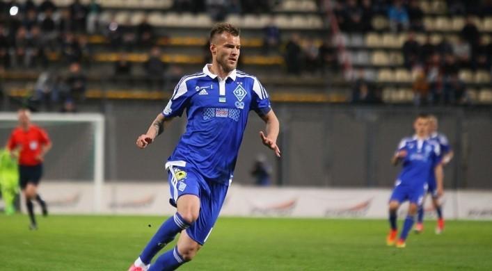 Динамо Киев разгромило Черноморец