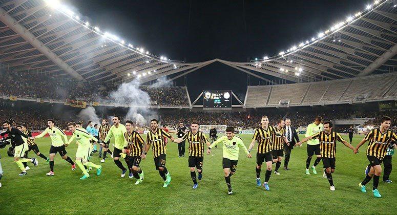 Гол украинца Шахова помог ПАОКу выйти вфинал Кубка Греции