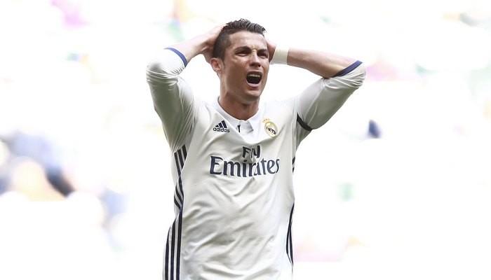 Лидеры «Реала» недовольны положением Криштиану Роналду