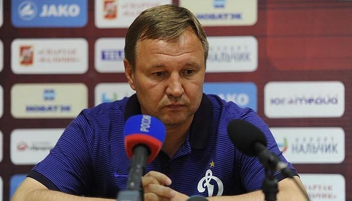 Гельзін: «Перед Калитвинцевим стоїть завдання вивести Олімпік в єврокубки»