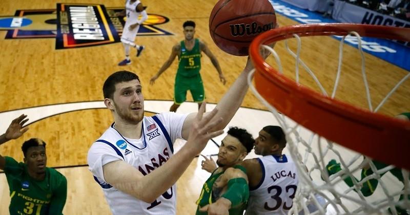 Святослав Михайлюк принял решение подрафту НБА