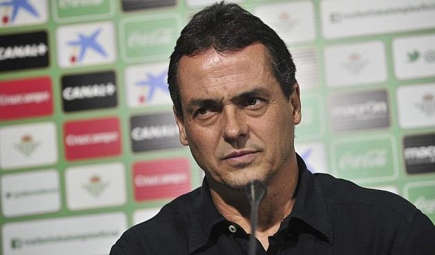 «Бетис» сократил  основного  тренера Виктора Санчеса
