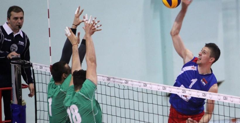 счет волейбол сербия россия женщины