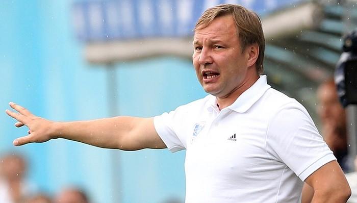 Юрий Калитвинцев – один из претендентов на пост наставника Динамо