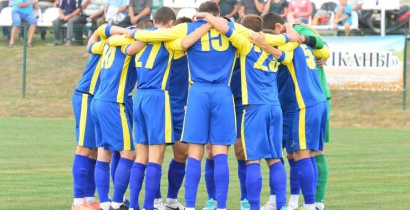 Арсенал-Киевщина уверенно справился с Миром