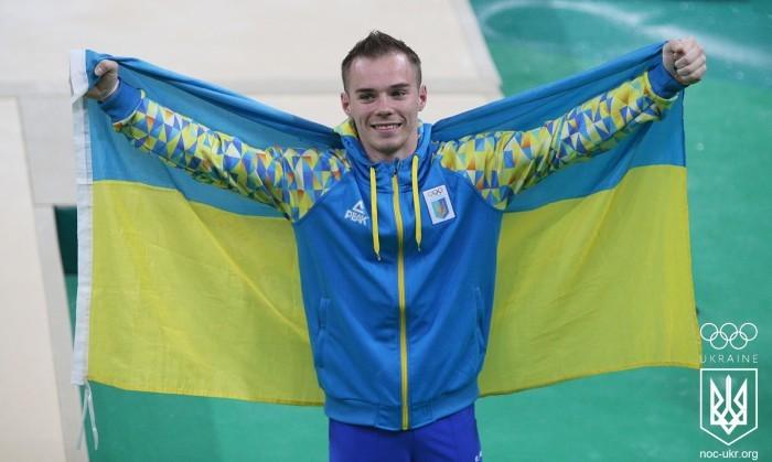 Верняев догнал Харлан потитулам лучшего спортсмена месяца вУкраине