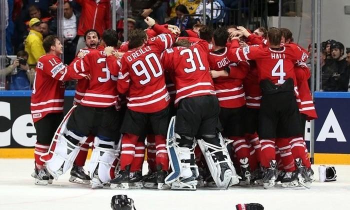 Мини-сенсация отхоккейной сборной Германии начемпионате мира
