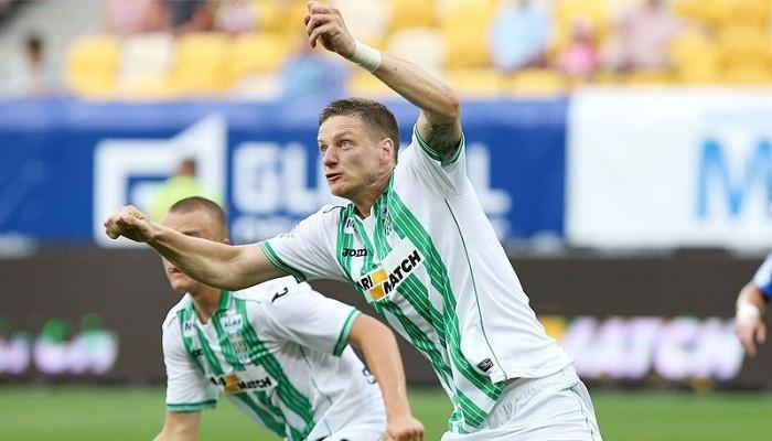 «Сталь» одержала волевую победу над «Карпатами» вматче Премьер-лиги