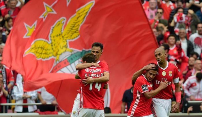 «Бенфика» стала чемпионом Португалии в 4-й раз подряд