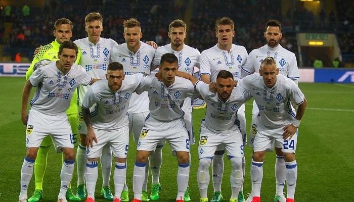 Динамо Киев будет сеянным в квалификации ЛЧ