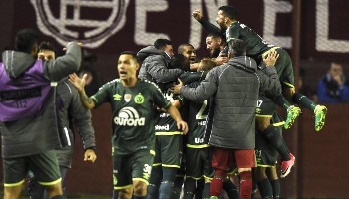 Шапекоэнсе получил техническое поражение и вылетел из Либертадорес