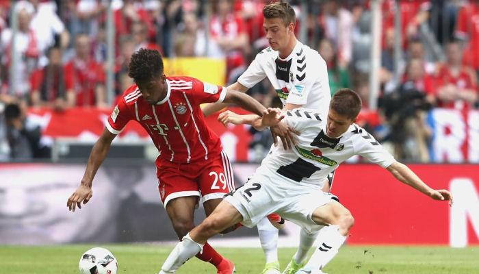 Бавария закончила сезон уверенной победой