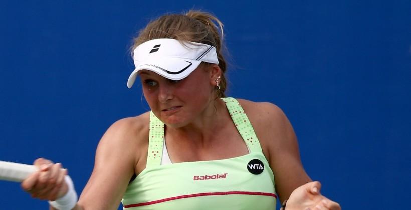 Каховская теннисистка проиграла во2 круге квалификации наРолан Гаррос