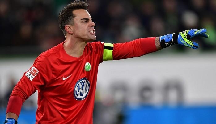 «Вольфсбург» одержал победу 1-ый стыковой матч у«Айнтрахта»