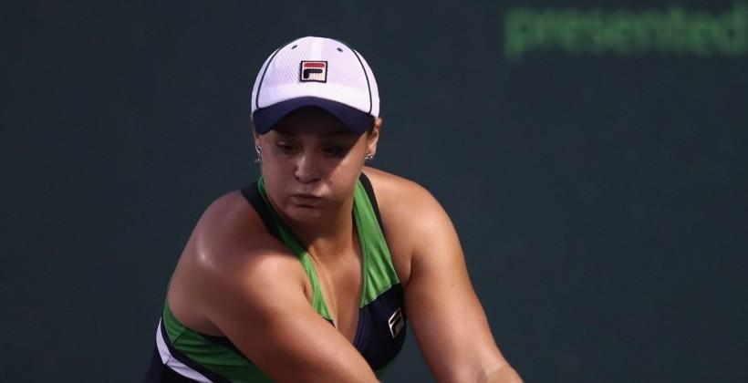 Саманта Стосур победила Дарью Гаврилову вфинале турнира вСтрасбурге