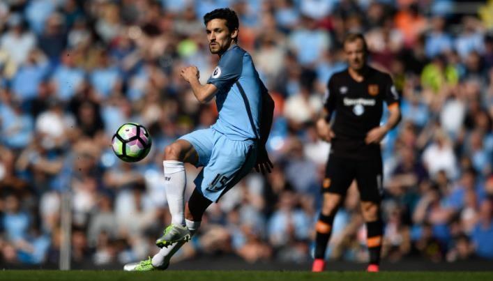 «Манчестер Сити» объявил обуходе испанского полузащитника Хесуса Наваса