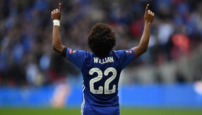 «Челси» желает летом реализовать Виллиана