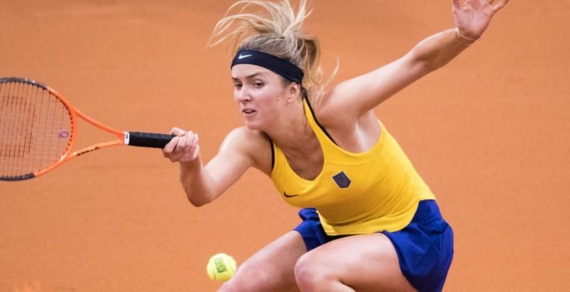 Свитолина вышла втретий круг Открытого чемпионата Италии