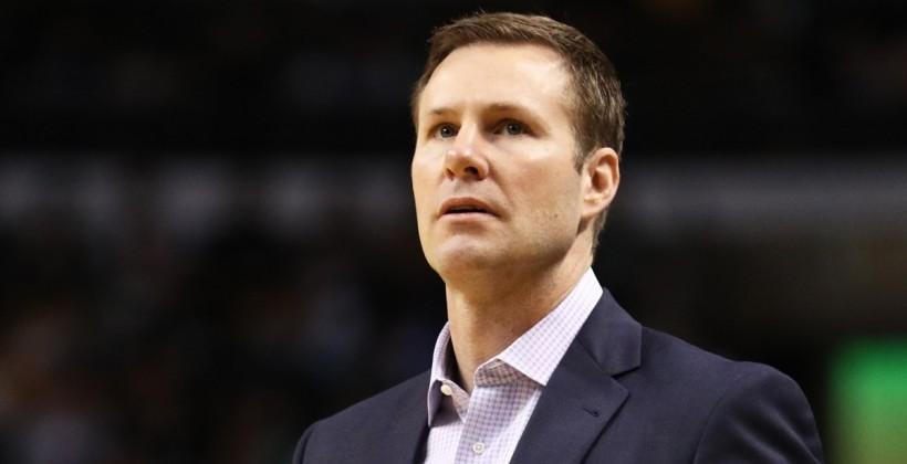 Чикаго расстался с тренером. При нем команда выиграла 5 из 24 матчей в новом сезоне