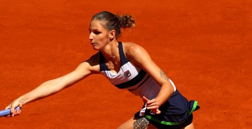 Самарская теннисистка Анастасия Павлюченкова вышла втретий круг турнира вРиме