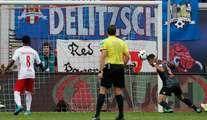 РБ Лейпциг забил четырежды, но проиграл Баварии
