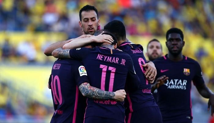 Неймар пригрозил уйти из«Барселоны», ежели Унсуэ будет главным тренером