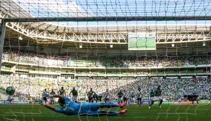 Старт чемпионата Бразилии побил рекорд посещаемости