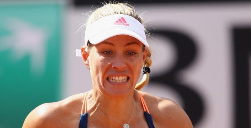 Екатерина Макарова победила первую ракетку мира Ангелику Кербер на«Ролан Гаррос»