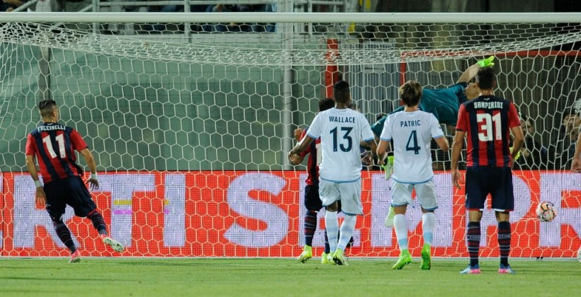 Кротоне завершил сезон победой над Лацио