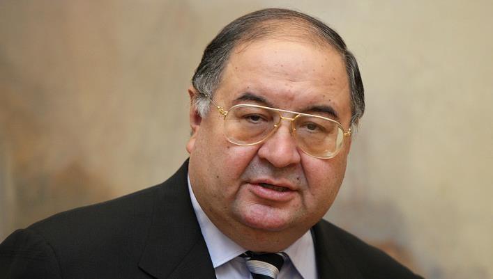Усманов готов платить млрд. долларов за67% акций «Арсенала»