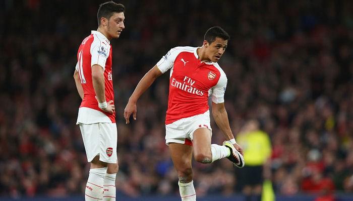 Times: Санчес иОзил хотят покинуть Арсенал