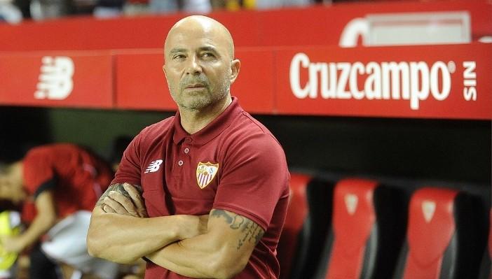 «Севилья» иAFA договорились обуходе тренера Сампаоли всборную Аргентины