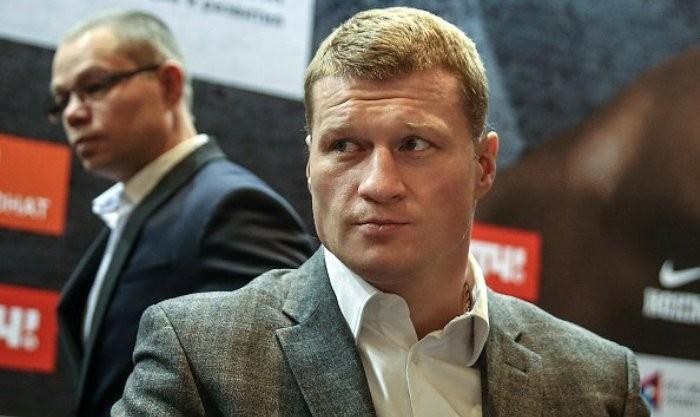 Александр Поветкин, BoxingScene