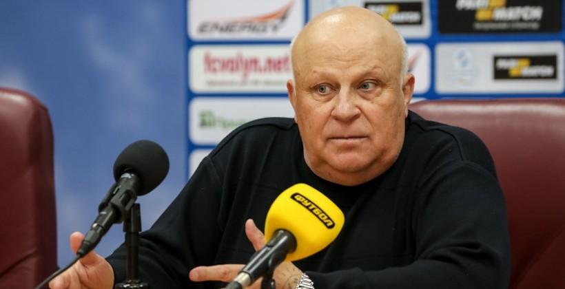 Ярослав Комзюк сменил Кварцяного напосту основного тренера Волыни