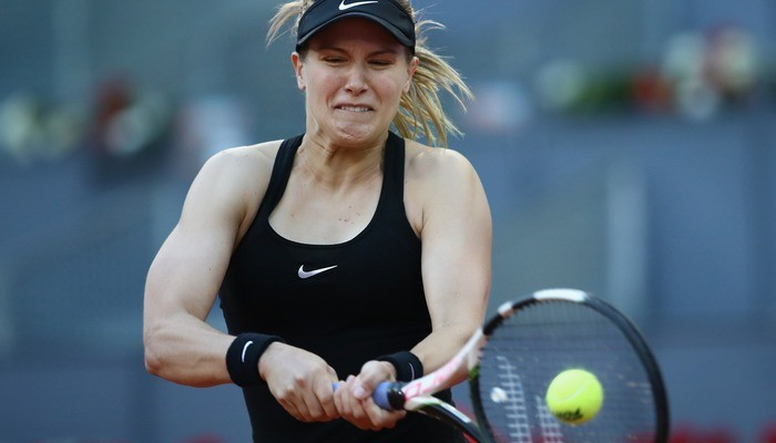 Шарапова вышла во 2-ой круг теннисного турнира вМадриде