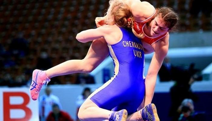 Украинка Алла Черкасова завоевала бронзу начемпионате Европы поборьбе вСербии