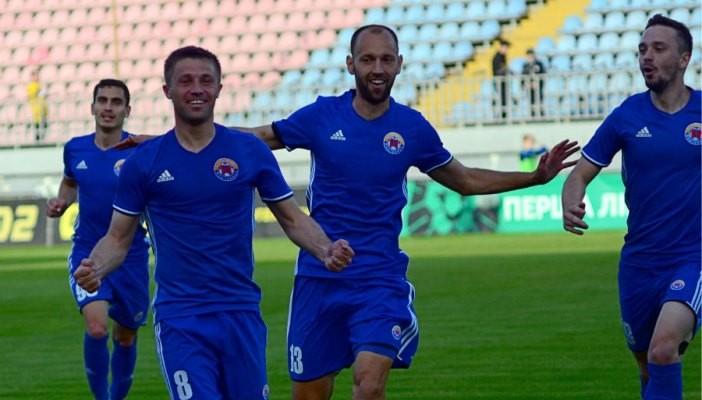 Ильичевец вернулся в Премьер-лигу