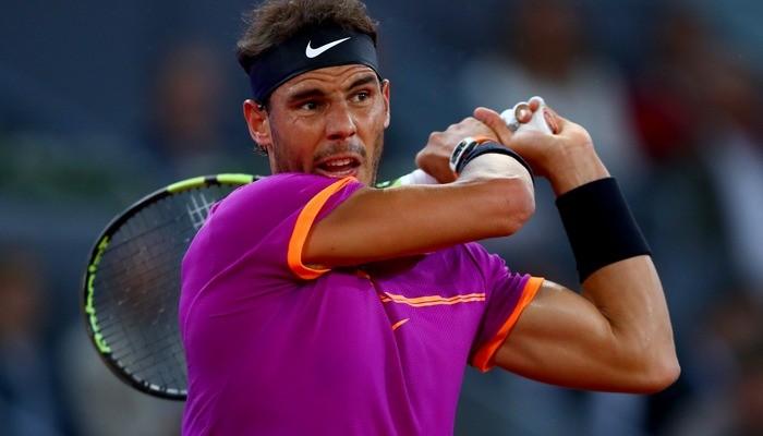 Mutua Madrid Open. Рафаэль Надаль— Новак Джокович: прогноз наполуфинал