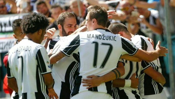 «Ювентус» преждевременно одержал победу чемпионат Италии