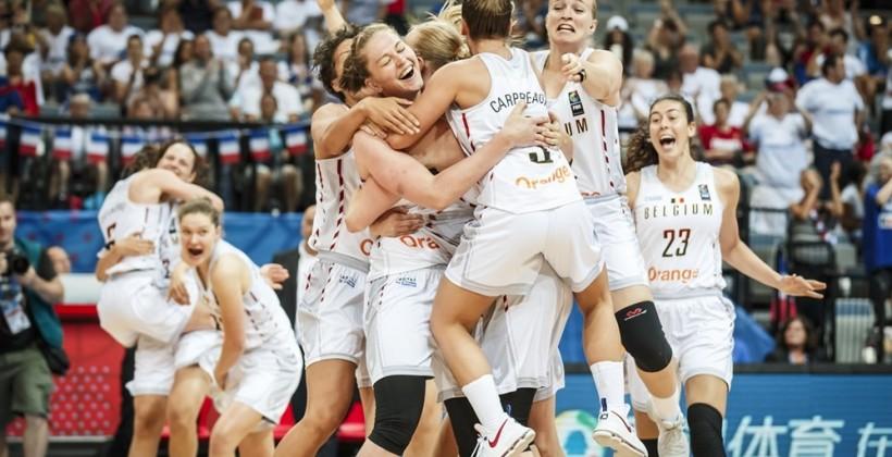 Баскетболистки Франции обыграли Грецию ивышли вфиналЧЕ