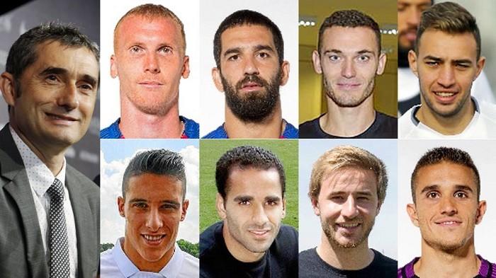 Барселона летом намерена расстаться с восемью игроками — Marca