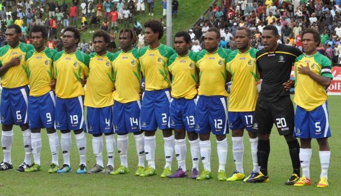 Сборные Соломоновых островов иНовой Зеландии выявят участника стыкового матча кЧМ