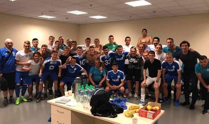Команды «Днепр» и«Днепр-1» приняли вовторую лигу ПФЛ