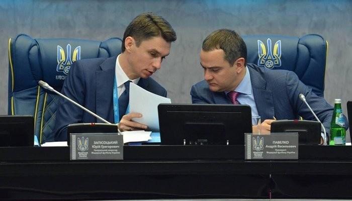 Генсек ФФУ Записоцкий отправился в штаб-квартиру УЕФА из-за дела с натурализацией Мораеса