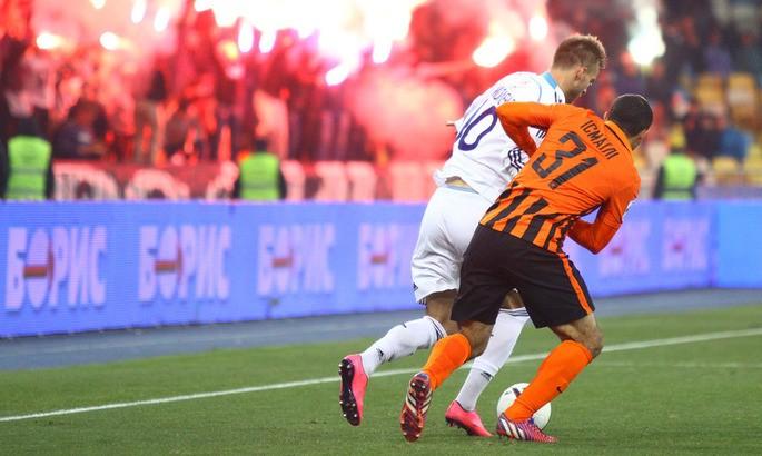 Динамо иКарпаты отказываются играть вМариуполе