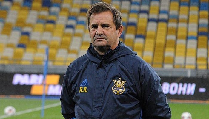 Рианчо посетил матч Динамо против Черноморца