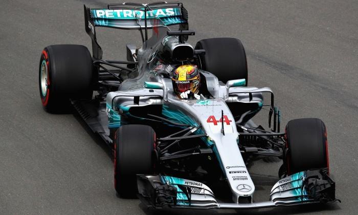 Пилот «Мерседеса» Хэмилтон одержал победу квалификацию наГран-при Канады «Формулы-1»