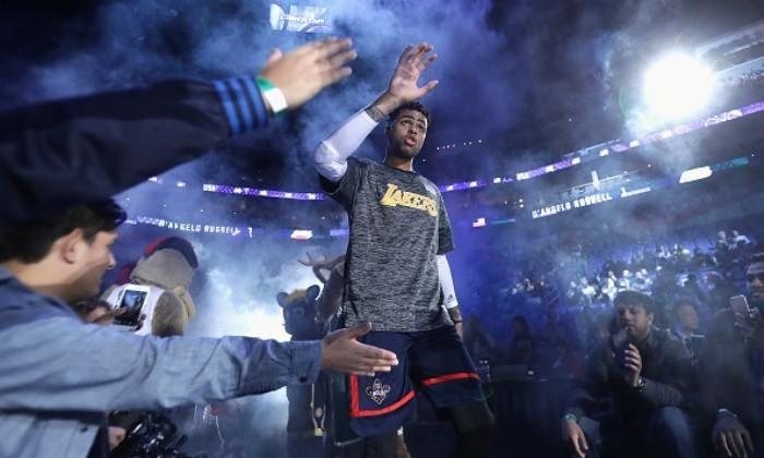 Клуб НБА «Лос-Анджелес Лейкерс» поменяет Мозгова иРассела в«Бруклин»