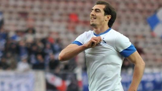 Грузия отыграла два гола в игре с Молдовой